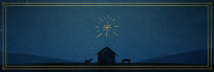 God's Gift to Us Christmas Website Banner