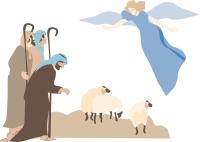 Shepherd's Angelic Visit
