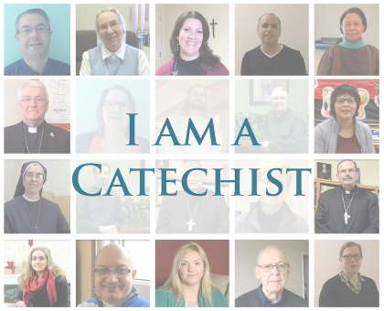 I am a catechist